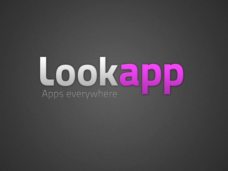 """""""Las apps de los smartphones y tablets son     el presente y el futuro de internet""""                          Mr Gerd Leonh..."""