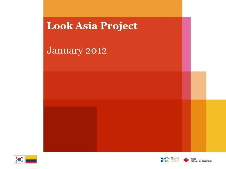 Look Asia ProjectJanuary 2012