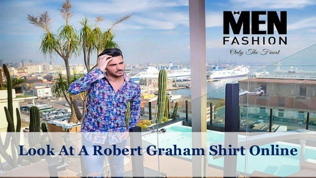 Look At A Robert Graham Shirt Online