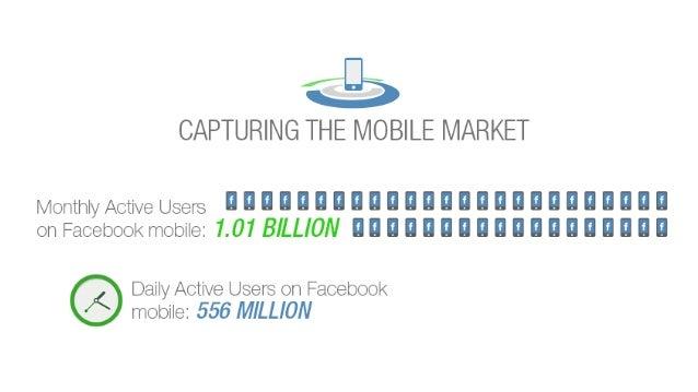 A Look at Facebook Mobile - Statistics 2014