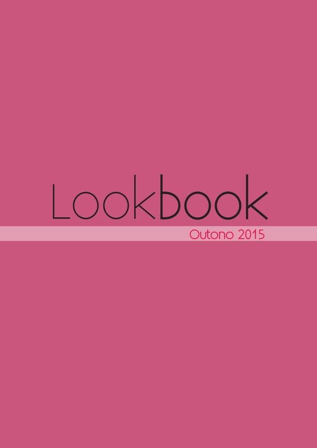 Outono 2015 Lookbook
