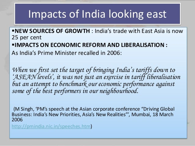look east policy India's ''look east policy has long shaped the nation's ties with the asia-pacific  but pm modi now pursues a more ambitious agenda based on.