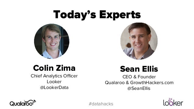Growth Hacking with Data: How to Find Big Growth with Deep Data Dives Slide 2