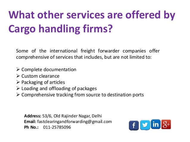 Looking for International Freight Forwarders in Delhi?