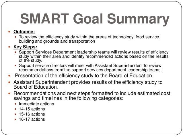 13-14 SMART Goals and Action Plans