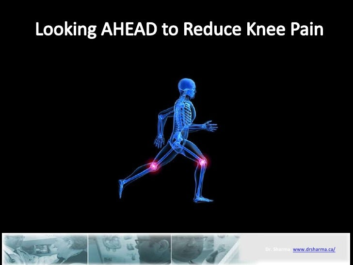 Looking AHEAD to Reduce Knee Pain<br />
