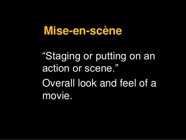 mise en scene in citizen kane Short video appreciation of kane by the film critics siskel & ebert video clip: the  opening scene video clip: the boarding house scene video clip: 15 year.