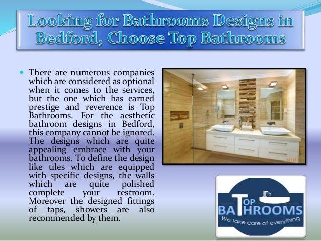 Looking For Bathrooms Designs In Bedford Choose Top Bathrooms