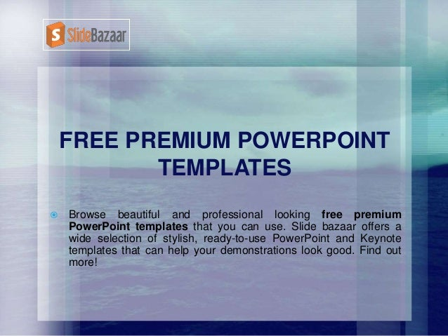 Looking For Creative Powerpoint Templates Free Download