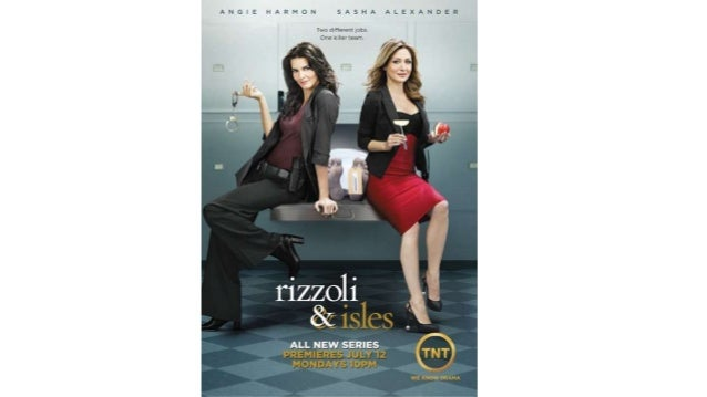 Rizzoli and isles lesbian subtext