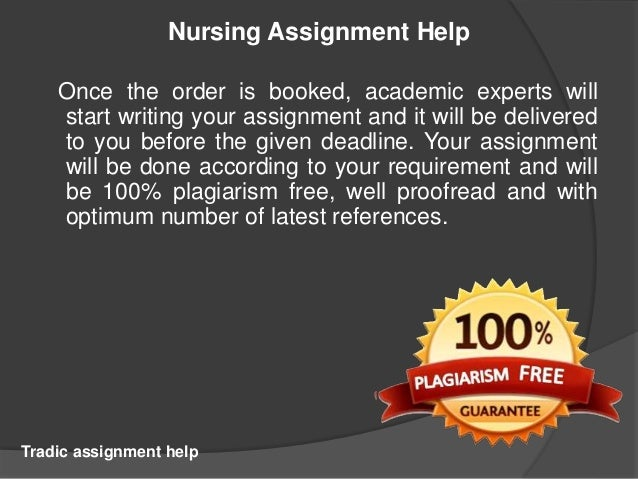 Looking for professional nursing assignment help from qualified experts?