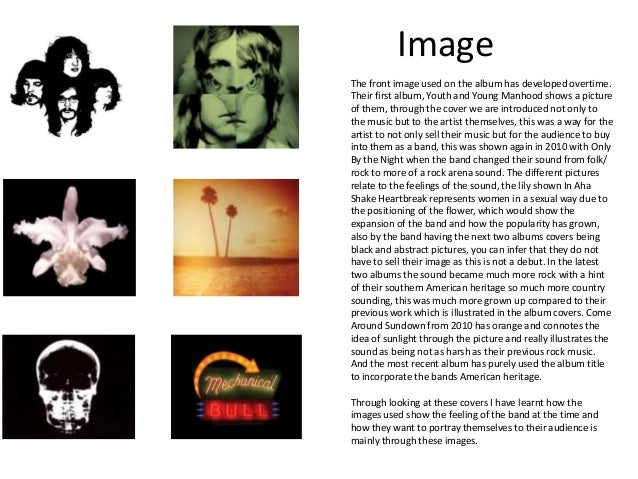 Album Cover Research Kings Of Leon
