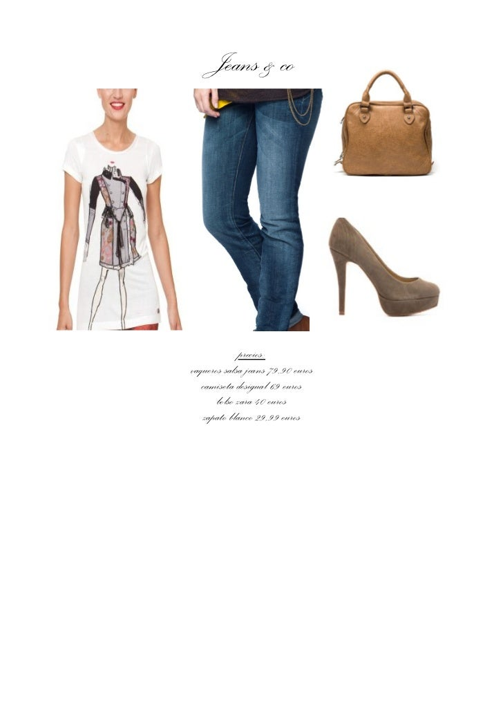 Look jeans &co