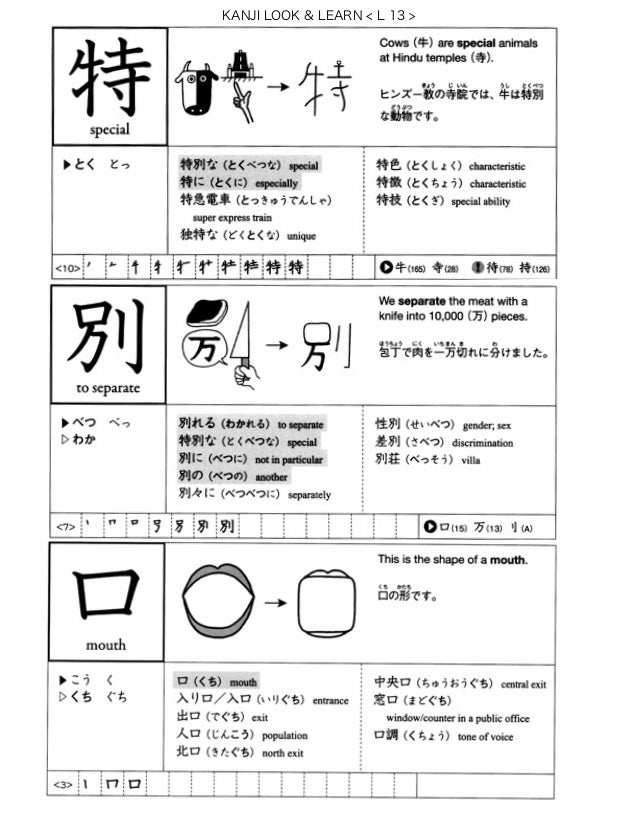 Kanji look and learn pdf dolapgnetband kanji look and learn pdf fandeluxe Images