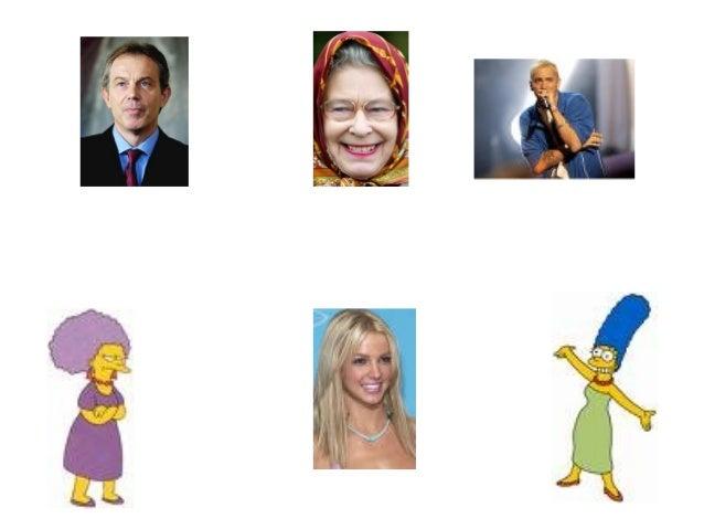 Je m'appelle Tony         Blair.  J'ai les cheveuxbruns______ et ______ et             courts les yeux_______.            ...