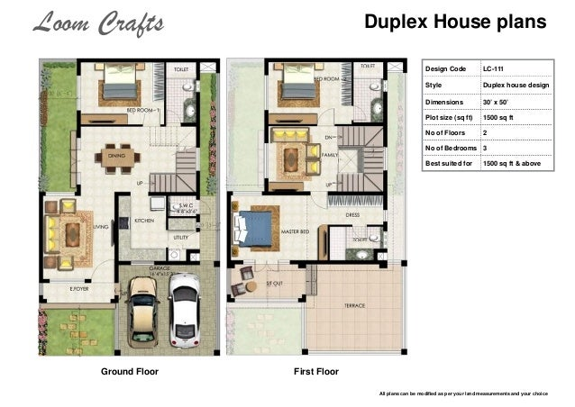 Astonishing duplex house plans 30x50 photos best for 30x50 duplex house plans