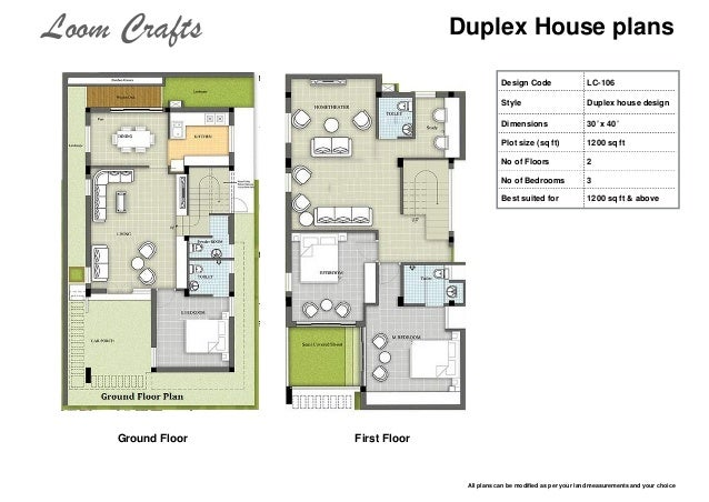 Duplex designs joy studio design gallery best design for 1st floor house plan india