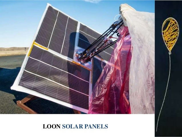 Google S Loon Project