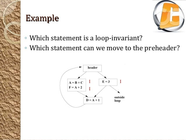 loop invariant python