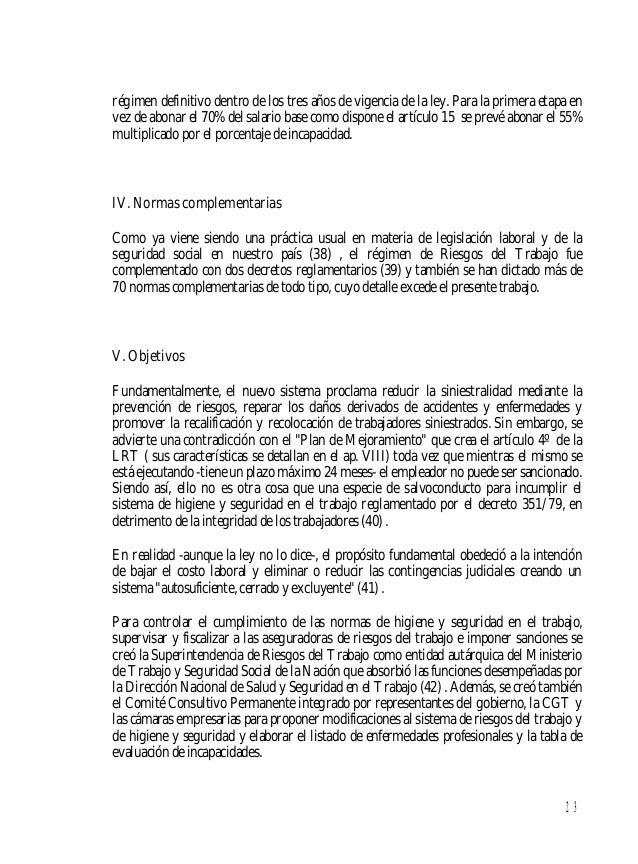 24 VI. Ámbito de aplicación Se encuentran expresamente comprendidos: a) los trabajadores en relación de dependencia; b) lo...