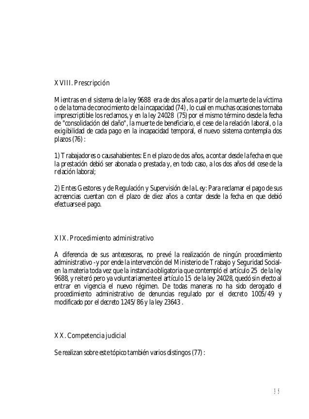 36 a) Resoluciones de las comisiones médicas: Serán recurribles ante el juez federal de cada provincia o ante la Comisión ...