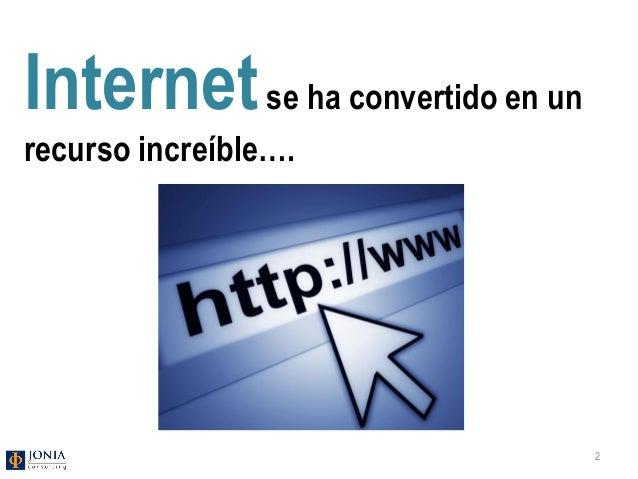 Esmeralda Diaz-Aroca: Eres lo que Google dice de ti. Marca personal Slide 2