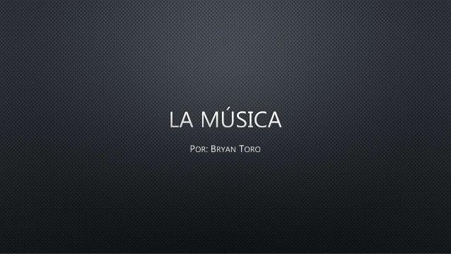 A mi me apasiona la música por muchas razones. La primera, es simplemente porque me gusta. Me gusta todos tipos de musica....