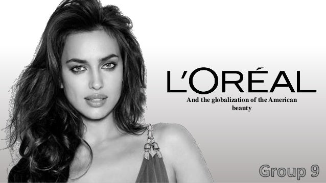 the universalization of l oreal