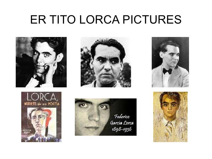 ER TITO LORCA PICTURES