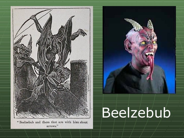 the lord of the flies beelzebub