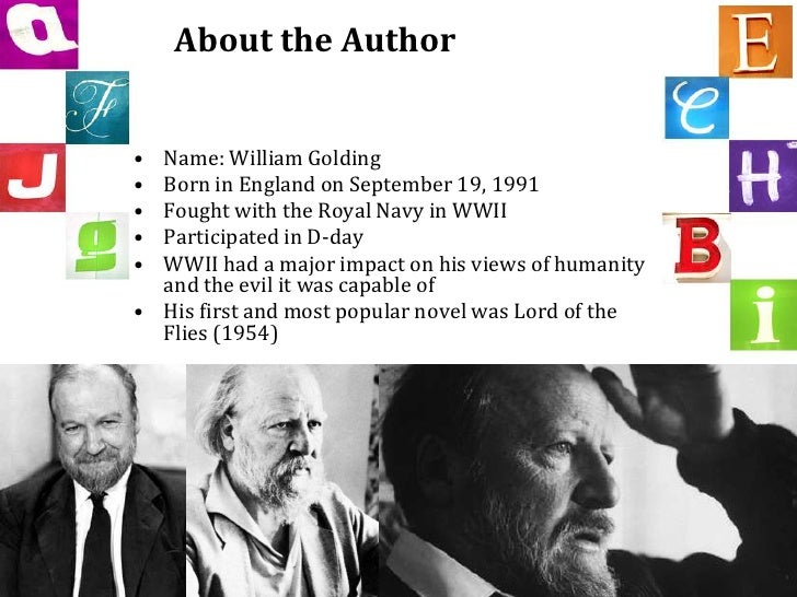 a comparison of the four main characters in william goldings novel the lord of the flies Page 4  well-known novels: lord of the flies and the inheritors the objective   key words: savagery, savage instinct, civilizing instinct, civilization, barbarism,  morality, innate evil, man's nature, cruelty, william golding, lord of the  at first  about the possibility of another novel's ability to stand up to par in comparison to  it.