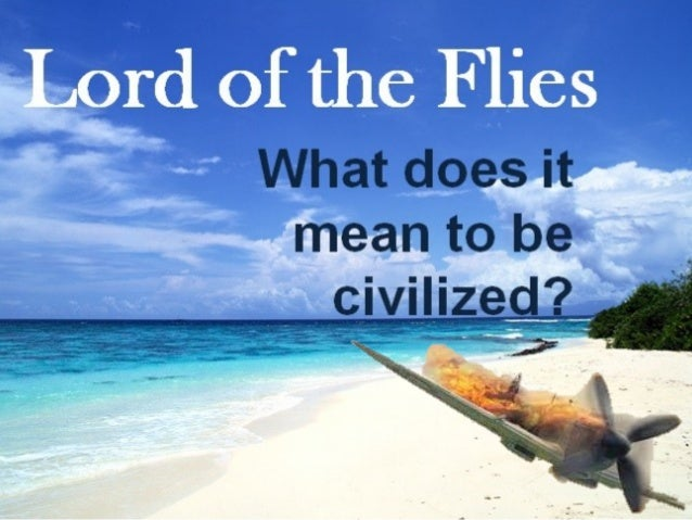the lord of the flies a microcosm Lord of the flies tells the story of a group of english schoolboys marooned on a tropical although golding's story is confined to the microcosm of a group.