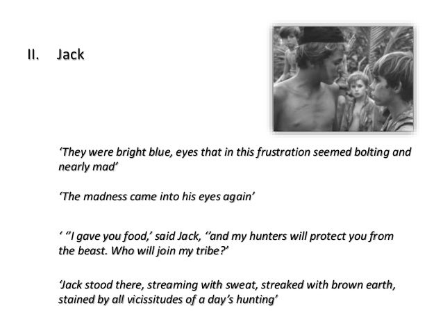 Lord of the Flies Essay Sample