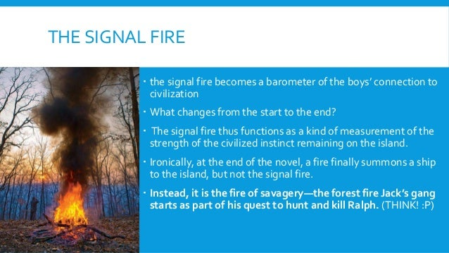 what does lord of the flies represent