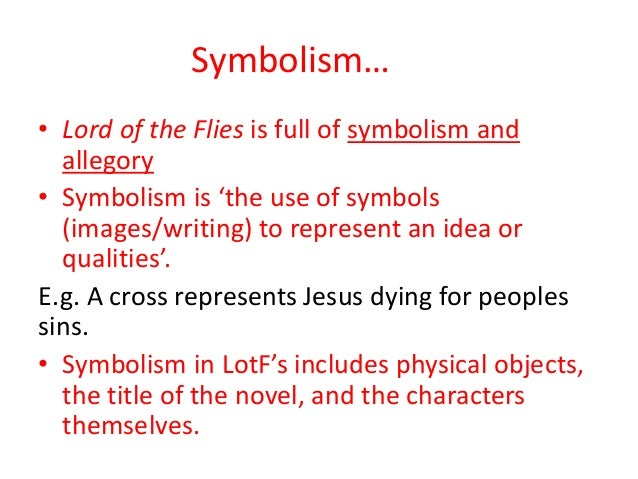 the symbolism of the beast in lord of the flies by william golding Symbolism - lord of the flies  in the novel lord of the flies by william golding,  lord of the flies: symbolism imagine a group of young boys who have just.