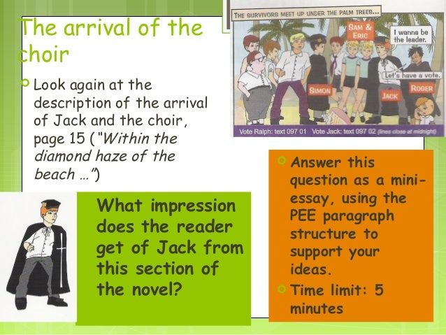 a comparison of jack and ralph in william goldings lord of the flies differences in social responsib Free essay on lord of the flies - jack lord of the flies by william golding and the characters jack and ralph of lord of the flies by william golding in a.