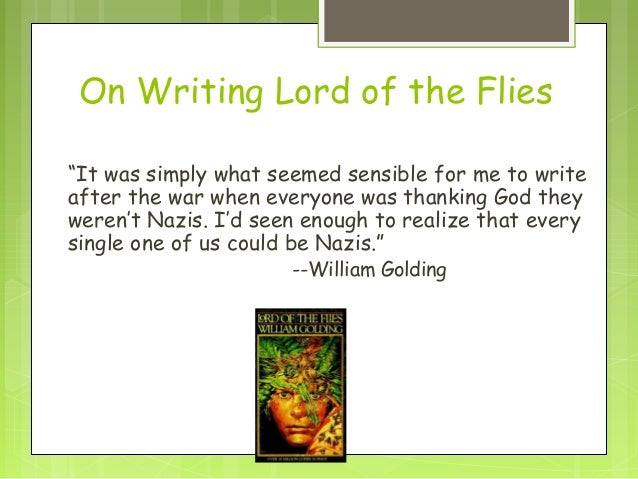 the moral of goldings book the lord of the flies Wwwlessonsfromliteratureorg 18 lessons from literature family violence prevention fund lord of the flies a novel by william golding lesson family violence prevention fund.