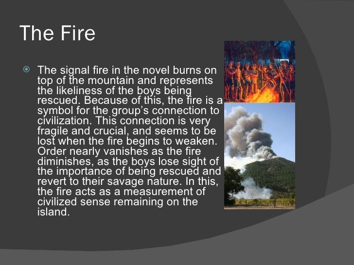 Quotes of Symbolism in Lord of the Flies?