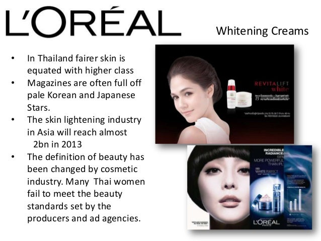 Oreal Case Study Thailand