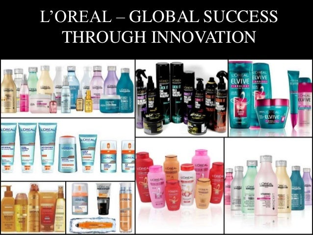 l oreal case study Augmented reality (ar) is the latest technological innovation that has the potential to change the face of retail industry many companies are.