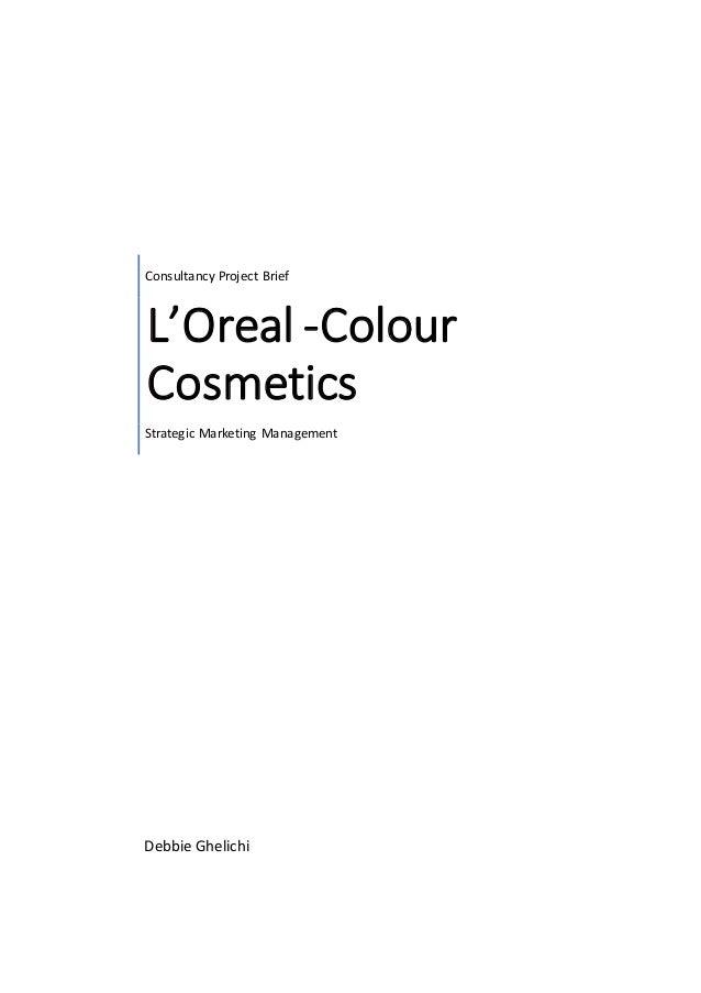 Registration document / l'oréal 2015.