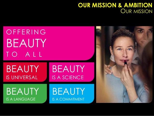 L'Oréal's New Employee Value Proposition