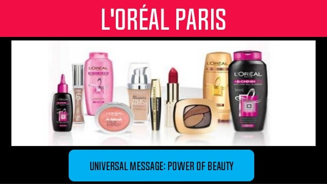 l oreal case study This l'oreal case study from the netherlands measures google display network (gdn), youtube pre-roll, tv and print in the media mix: cost, reach, ad format impact and roi comparison.