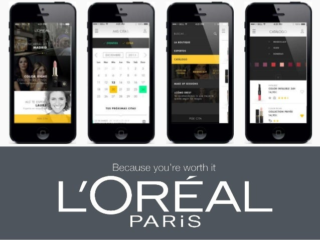 Mobile development from Airtouch: Official Shop App for L'Oréal Paris Airtouch mobile dev team took the challenging job of...