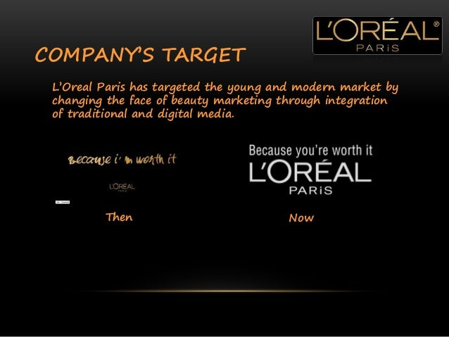 what are the challenges facing l oreal management