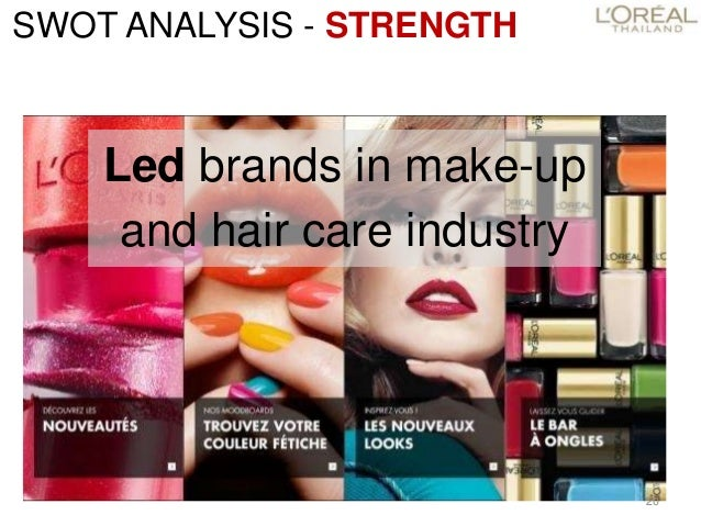 loreal case study analysis The l'oreal group is the world's largest beauty company, with a presence in 130  countries & 68900 employees here's how they use social media to recruit.