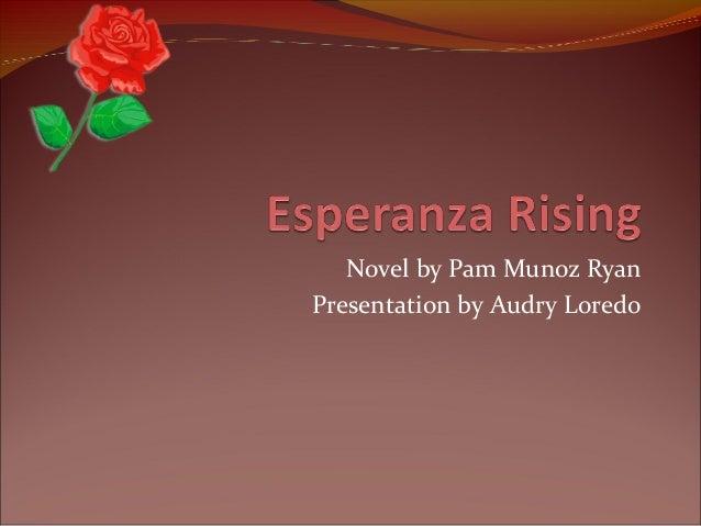 Novel by Pam Munoz Ryan Presentation by Audry Loredo