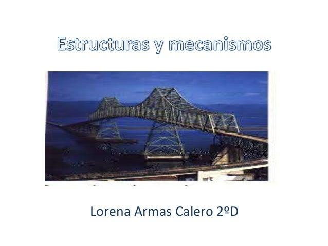 Lorena Armas Calero 2ºD