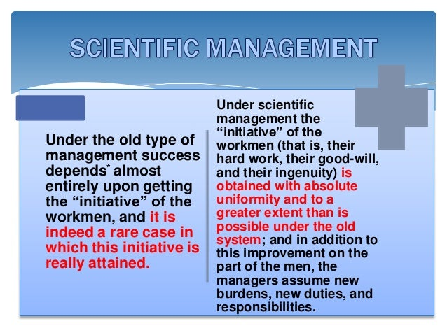 administrative theories of management Fayolism was a theory of management that analyzed and synthesized the role of management in organizations and to that end he presented his administrative theory.