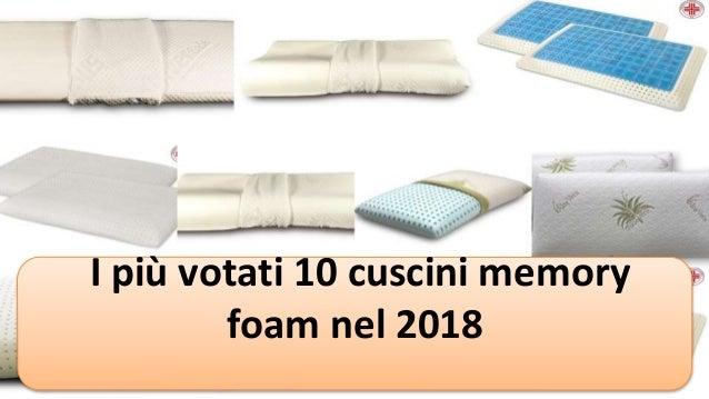Come Lavare I Cuscini In Memory Foam.I Piu Popolari 10 Cuscini Memory Foam Nel 2018